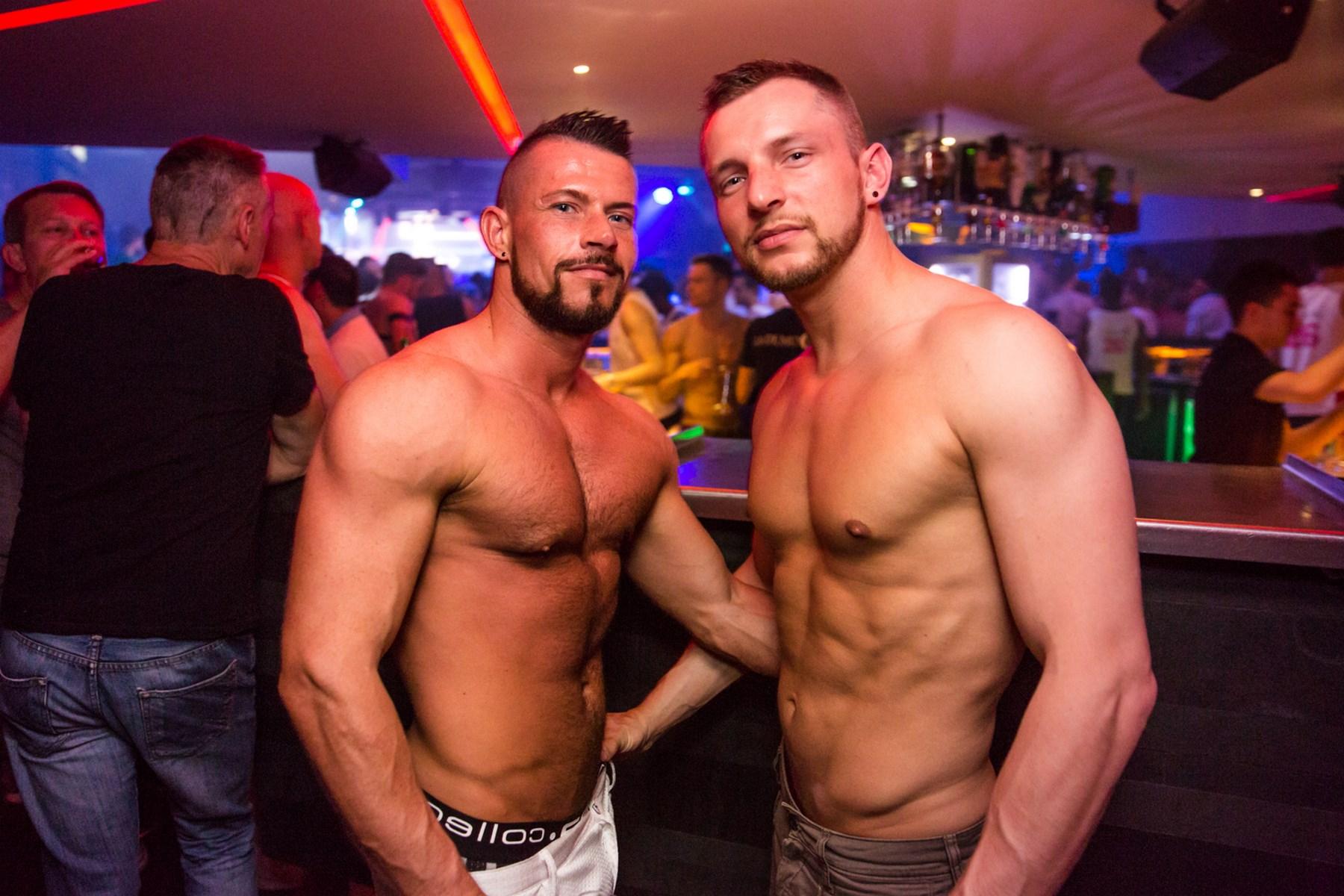 Гей клубы кемерово