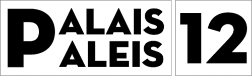 Palais 12 - N&B - Black 2